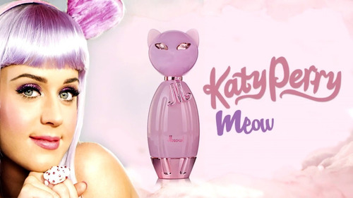 perfume meaw by katy perry 100ml