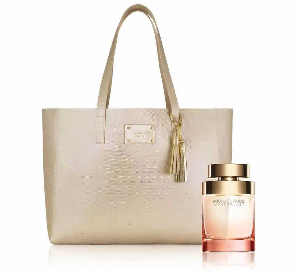 Perfume Wonderlust Bolsa Mk Y Kors Con Msi Fragance Michael q354RLAj