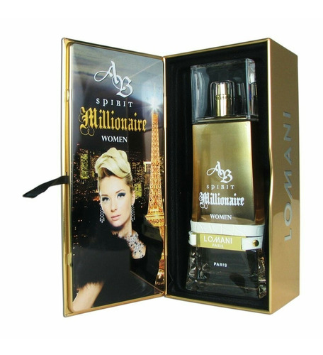 perfume millonaire women made in france