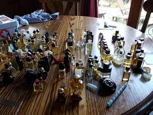 perfume miniatura coleccion yves rocher francia autenticos