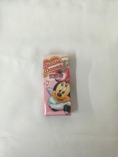 perfume minnie mouse 75 ml niña