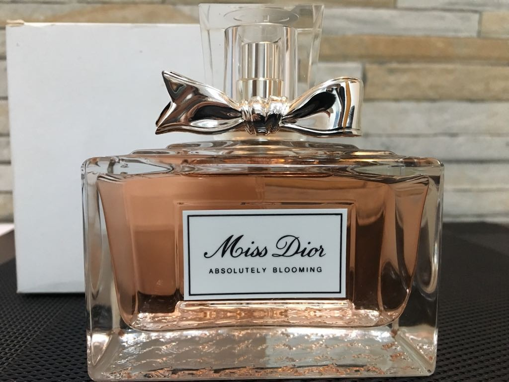 619e892b8d7 perfume miss dior absolutely blooming edp 100ml tester. Carregando zoom.