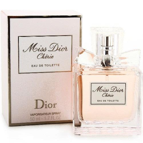 f7a26faae25 Perfume Miss Dior Chérie Edt 50ml - R  99