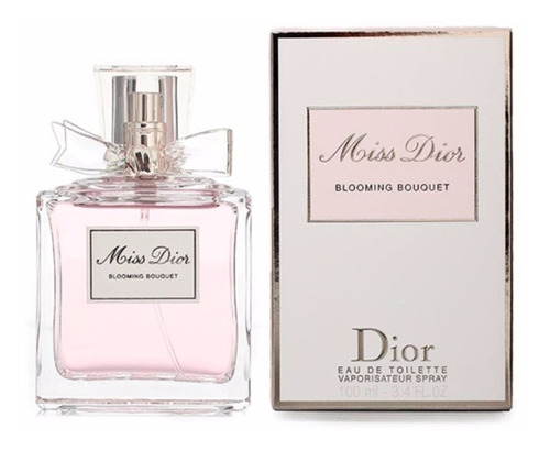 perfume miss dior para mujer eau de parfum 100ml