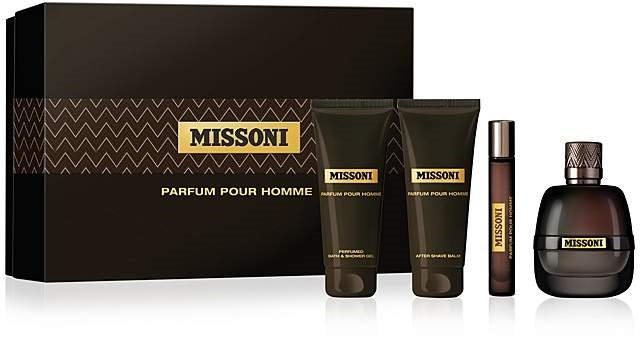Perfume Missoni Parfum Homme 100ml Set Original Promo Julio