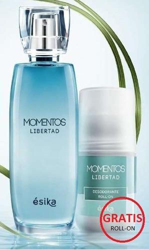 perfume momentos - esika
