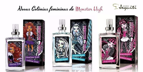 perfume monster high clawdeen wolf - jequiti