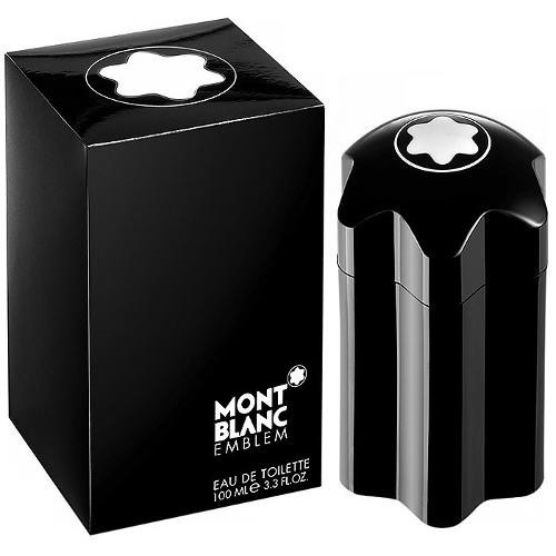 perfume mont blanc emblem 100 ml men