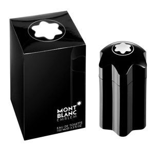 perfume mont blanc emblem 100ml para hombre
