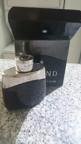 perfume mont blanc hombre