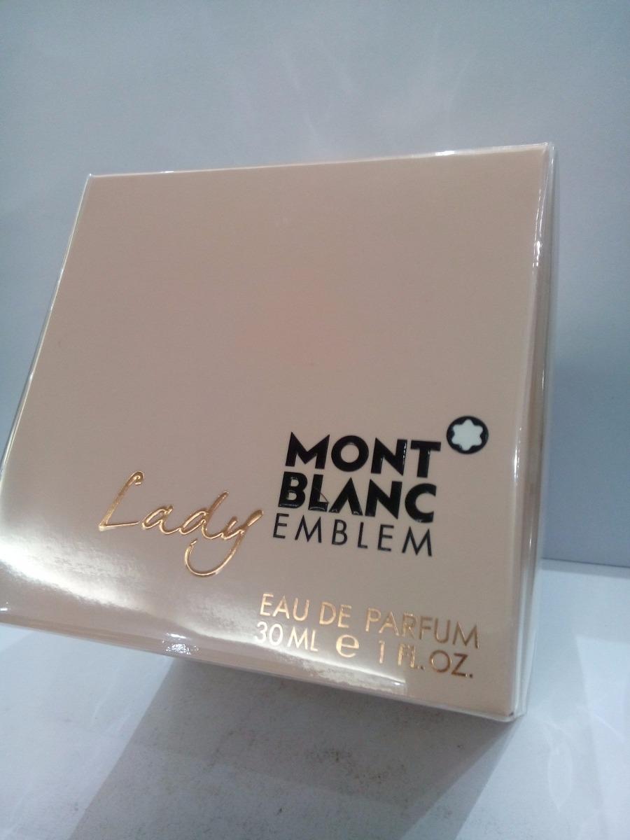 9f480da89 perfume mont blanc lady emblem 30 ml feminino original imp. Carregando zoom.