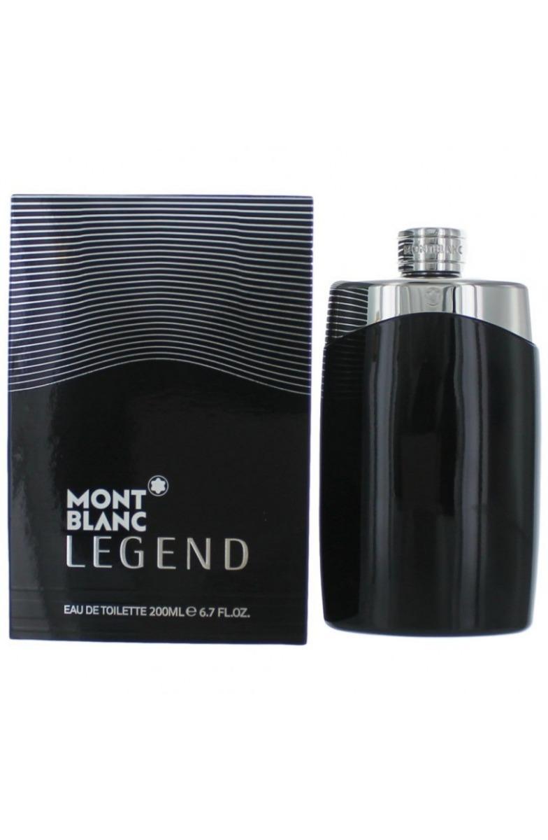 Perfume Mont Blanc Legend Edt 200 Ml Importado 100 Original R Be The 44999 Em Mercado Livre