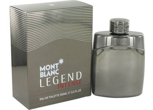 perfume mont blanc legend intense 100 ml men