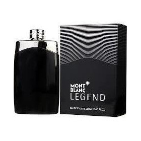 Perfume Mont Blanc Legend Men 100ml Original Edt