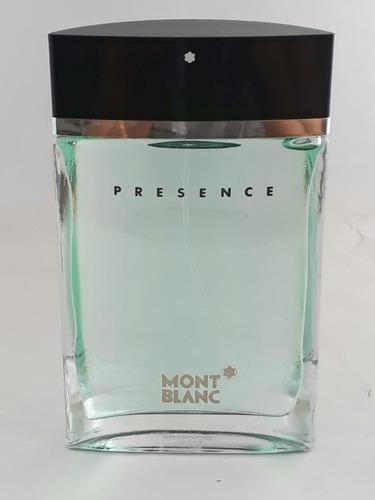 perfume mont blanc masculino
