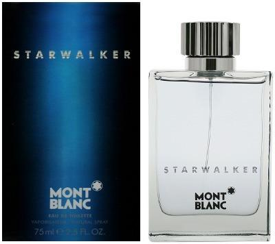 perfume mont blanc starwalker 75ml.