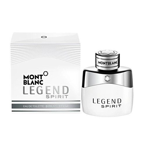 perfume montblanc legend spirit edt masculino 50ml