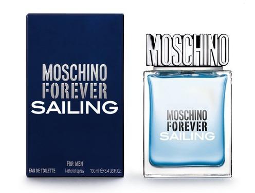 perfume moschino forever sailing 100 ml men
