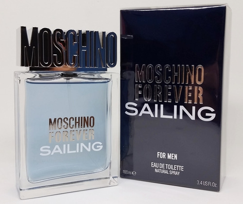 perfume moschino forever sailing masculino 100ml original