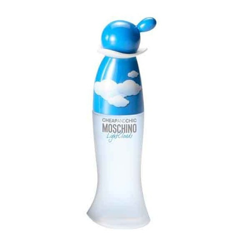 perfume moschino light clouds  100ml para mujer mil esencia