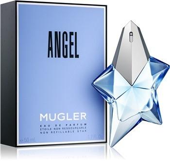 Perfume Mugler Angel 50ml Edp - Original E Lacrado - R  299,90 em ... 27383b30fc