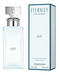 50 Eternity Mujer Klein Ml Perfume Air Edt Calvin WHbE2IeYD9