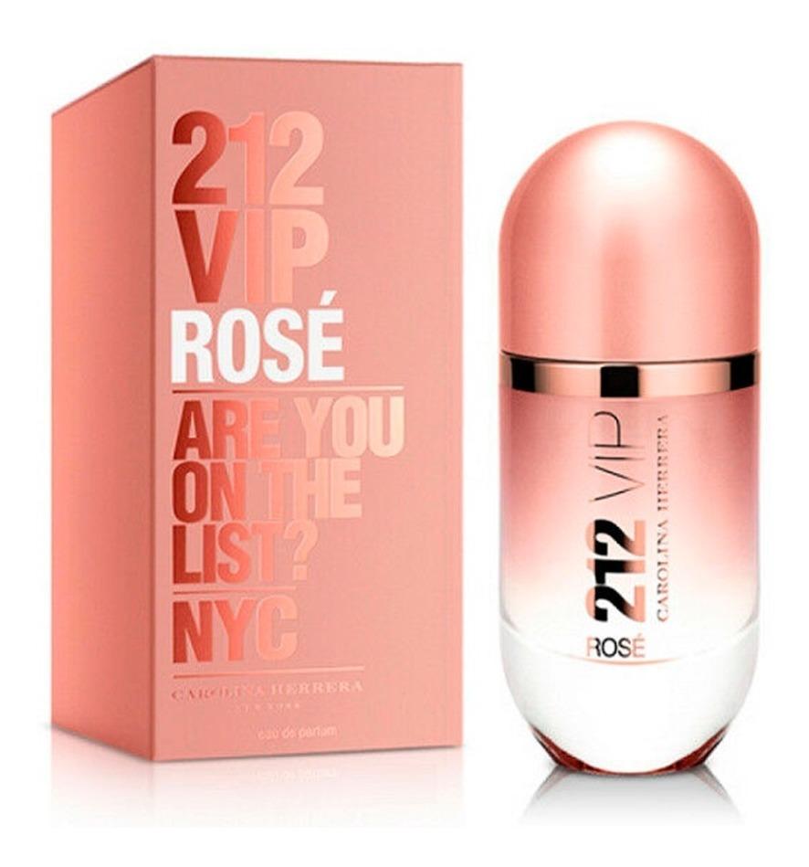 233cc94547 Perfume Mujer Carolina Herrera 212 Vip Rose Edp - 125ml - $ 4.995,00 ...