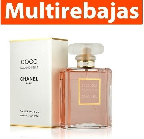 perfume mujer coco madmoiselle chanel (100ml)