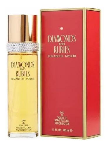 perfume mujer elizabeth taylor diamonds - l a $820
