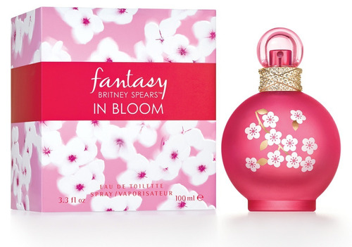 perfume mujer fantasy in bloom 100 ml edp britney spears