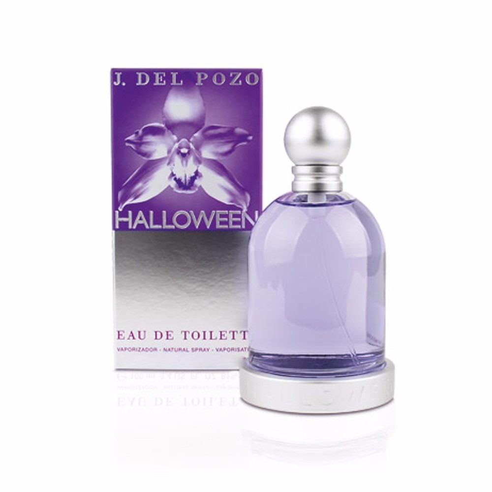 Perfume Mujer Jesus Del Pozo Halloween 100ml Original