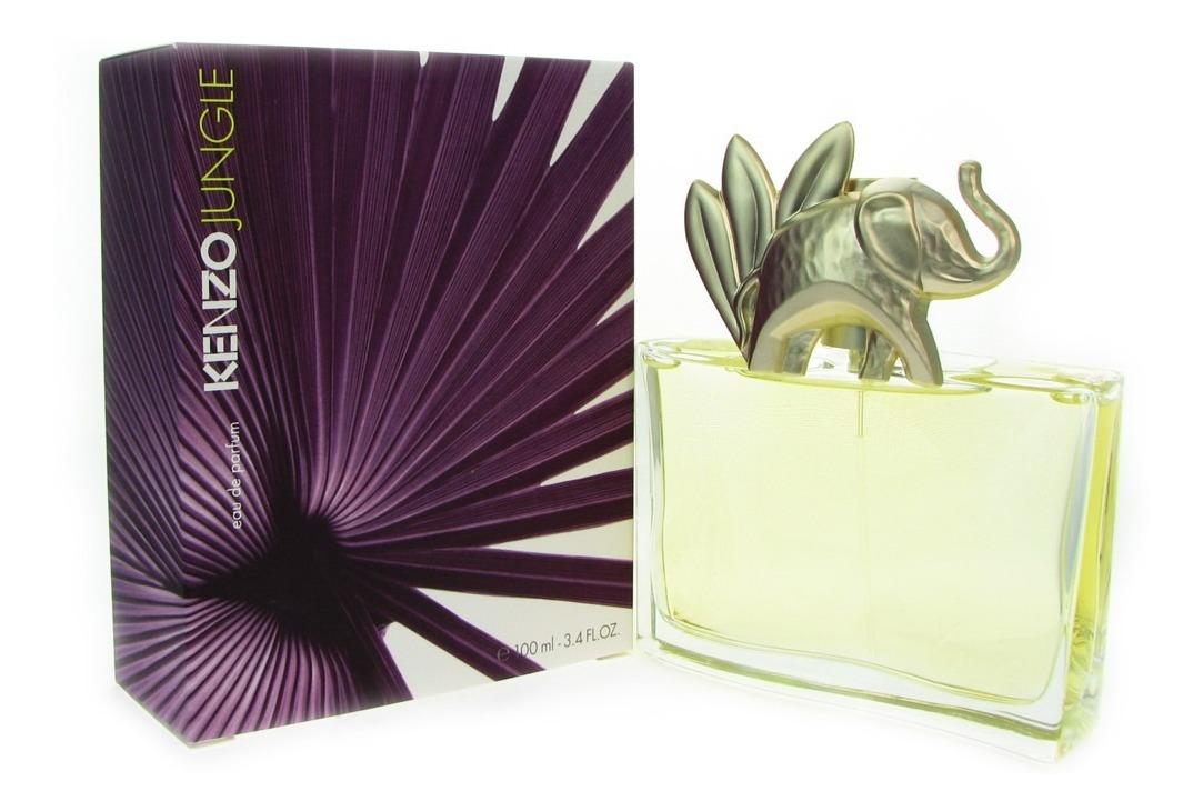 Jungle Original Kenzo Elephant Perfume 100ml Mujer pSMjqGUzLV