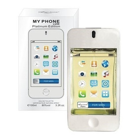 Perfume My Phone Luxe Platinum For Men 100ml