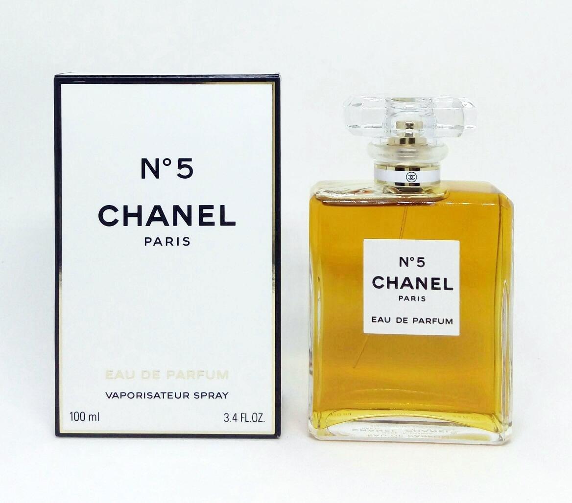 b826abd3bc9 perfume nº5 chanel eau de parfum (edp) feminino 100ml. Carregando zoom.