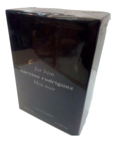 perfume narciso rodriguez for him bleu noir 100 ml masculino