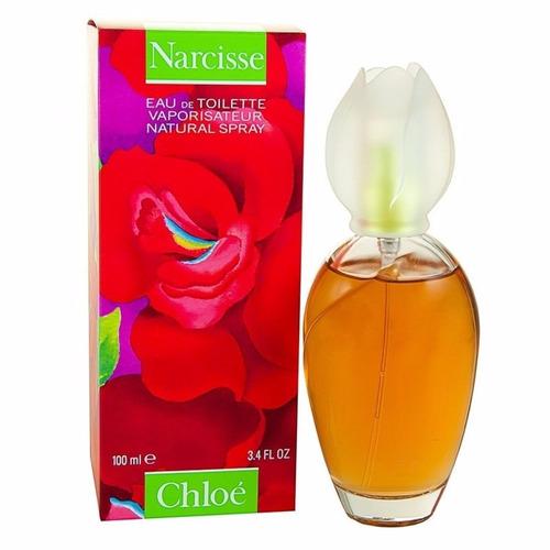 perfume narcisse de chloe 100 m/l para mujer original
