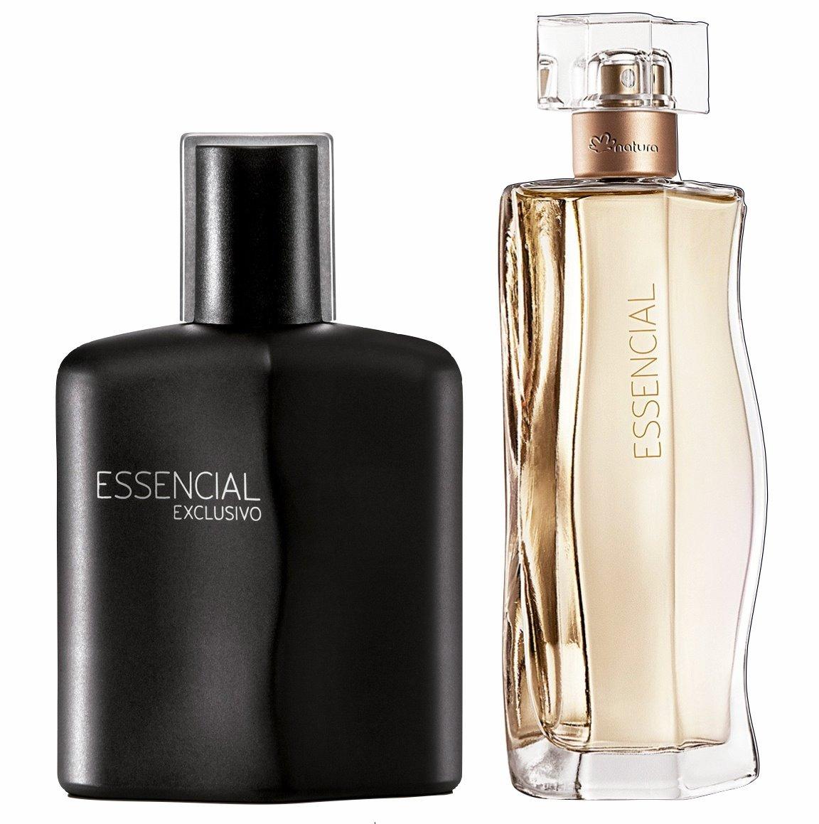 8e3217a2d5 perfume natura essencial exclusivo e essencial feminino kit. Carregando zoom .