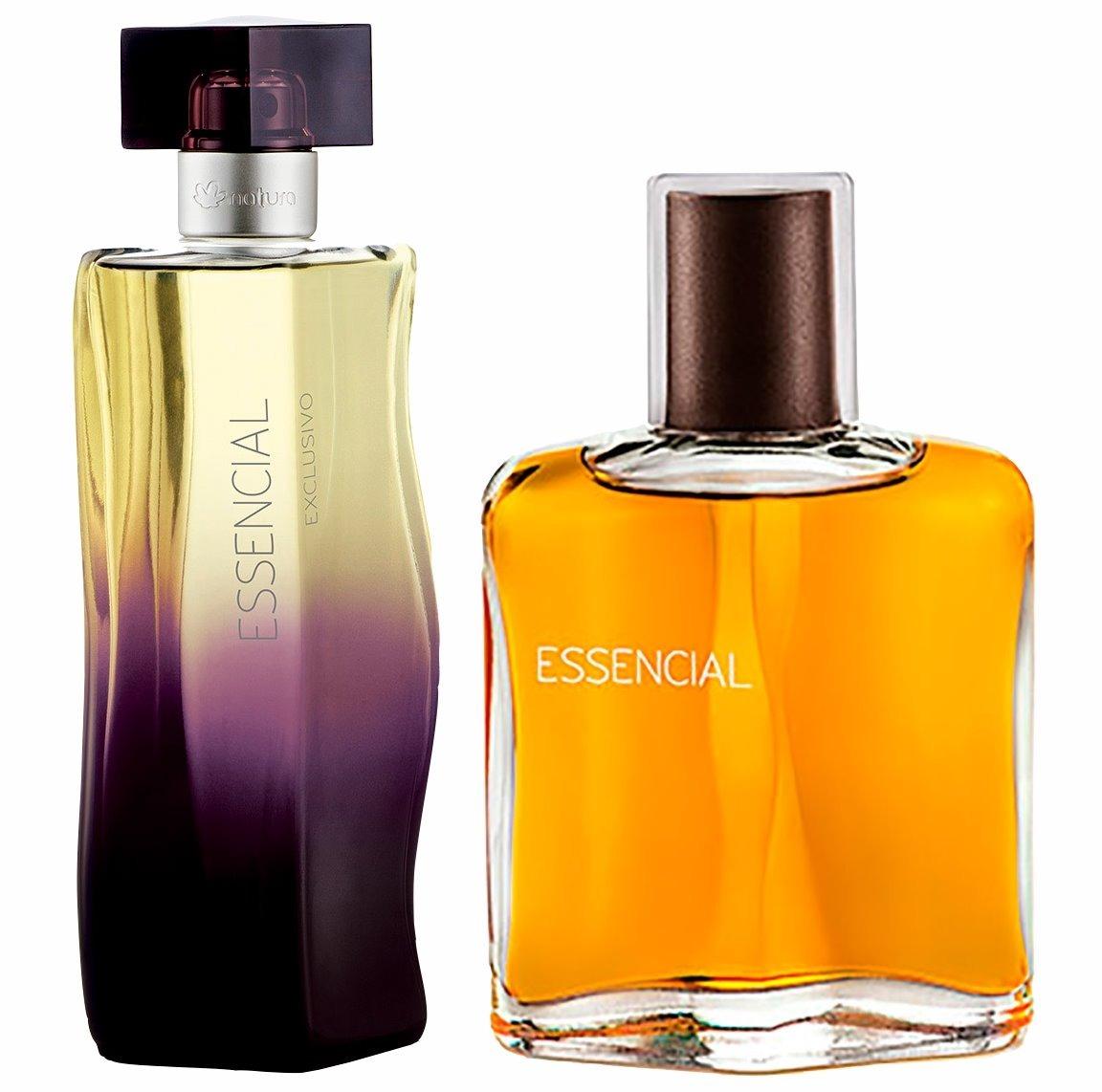 6fa85eb05d perfume natura essencial exclusivo fem e essencial masculino. Carregando  zoom.