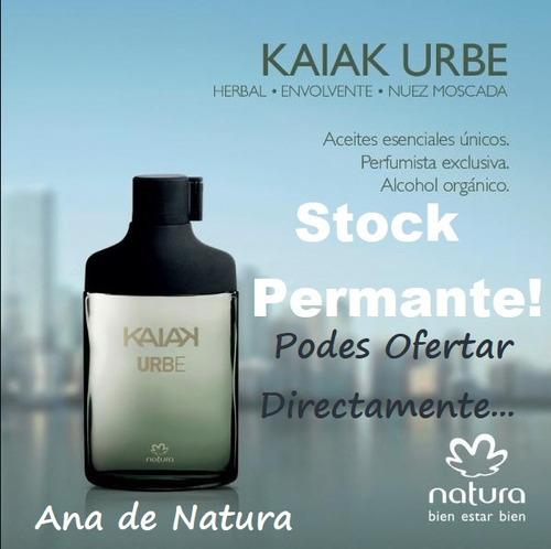 perfume natura kaiak urbe 45%off
