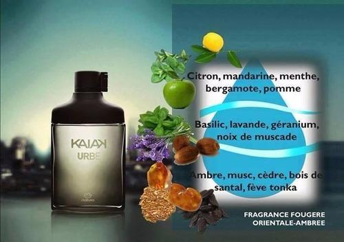 perfume natura kaiak urbe liquido 40% off
