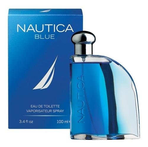 perfume nautica blue 100 ml original