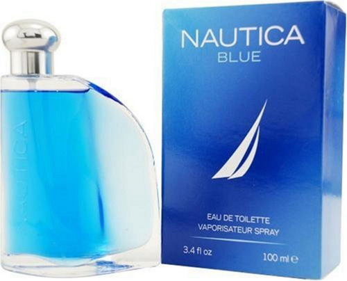 perfume nautica blue 100 ml sellado original / tienda