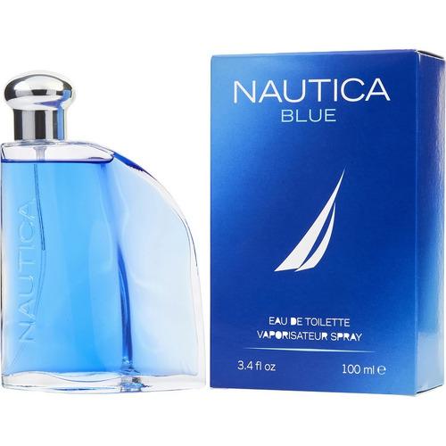 perfume nautica blue
