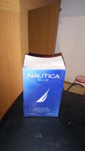 perfume nautica blue caballero