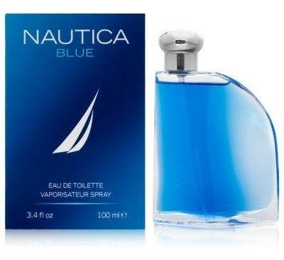 perfume nautica blue  hombre 100 ml original envio gratis