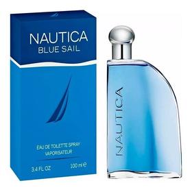Perfume Nautica Blue Sail Para Hombre De Nautica Edt 100ml