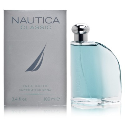 perfume náutica clásica hombre 100 ml original envío gratis
