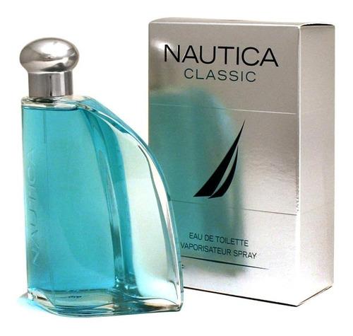 perfume nautica clasico 100 ml men