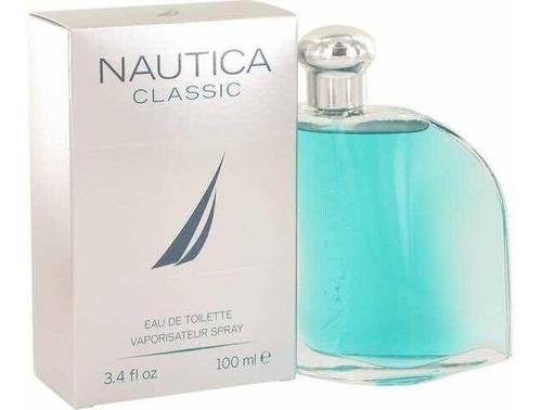 perfume nautica clasico nautica blue 100% original