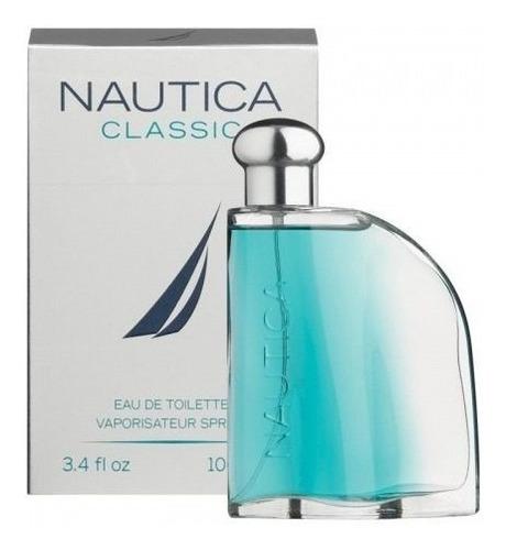 perfume nautica classic 100ml. para caballeros